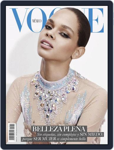 Vogue Mexico (Digital) April 1st, 2018 Issue Cover