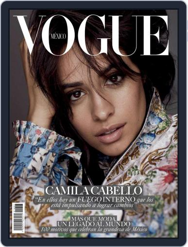 Vogue Mexico (Digital) March 1st, 2018 Issue Cover