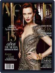 Vogue Mexico (Digital) Subscription October 1st, 2014 Issue