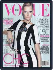 Vogue Mexico (Digital) Subscription February 1st, 2013 Issue