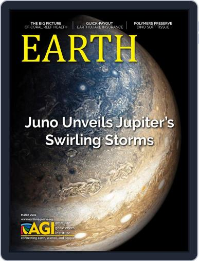 Earth (Digital) March 1st, 2019 Issue Cover