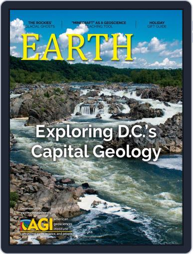 Earth (Digital) December 1st, 2018 Issue Cover