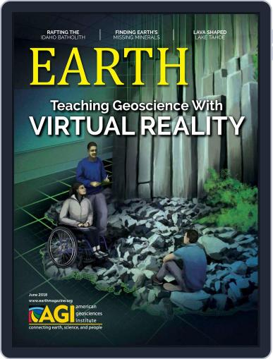 Earth (Digital) June 1st, 2018 Issue Cover