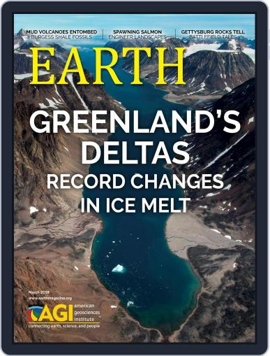 Earth (Digital) March 1st, 2018 Issue Cover