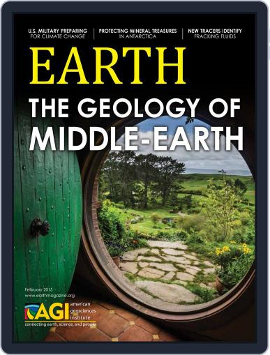Earth (Digital) February 1st, 2015 Issue Cover