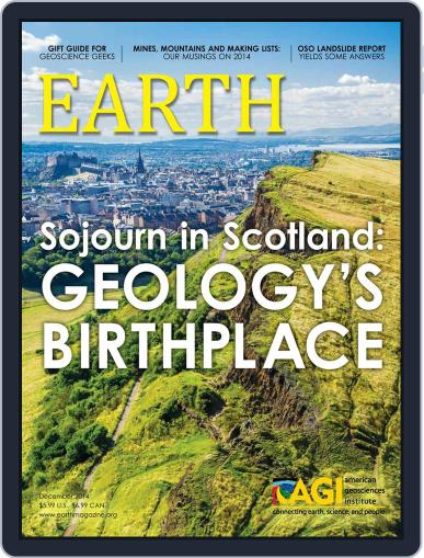 Earth (Digital) December 1st, 2014 Issue Cover