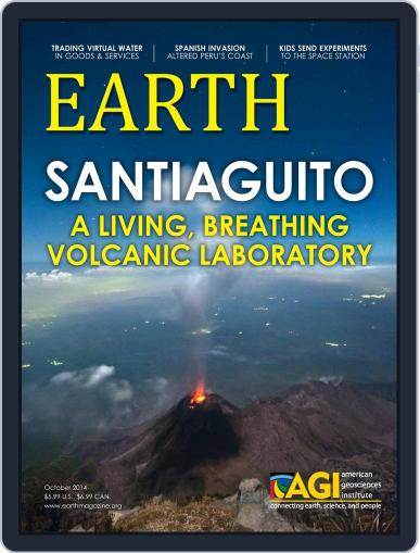 Earth (Digital) September 25th, 2014 Issue Cover