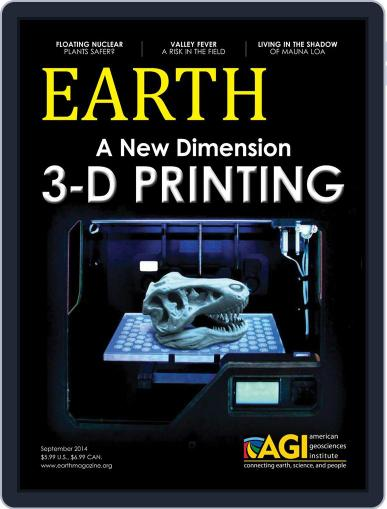 Earth (Digital) August 28th, 2014 Issue Cover