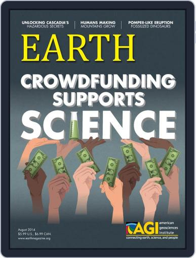 Earth (Digital) July 24th, 2014 Issue Cover
