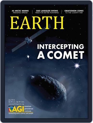 Earth (Digital) June 27th, 2014 Issue Cover