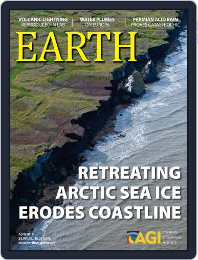 Earth (Digital) March 24th, 2014 Issue Cover