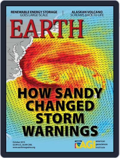 Earth (Digital) September 22nd, 2013 Issue Cover