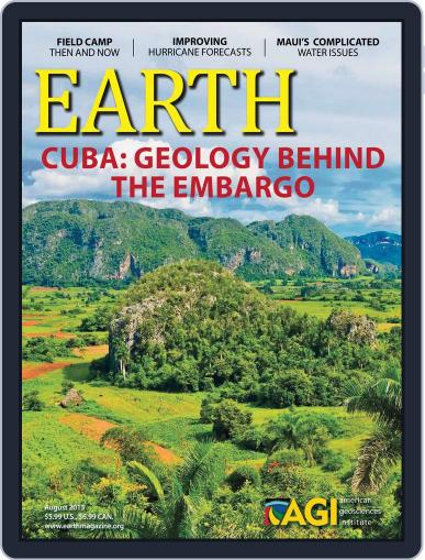 Earth (Digital) July 22nd, 2013 Issue Cover