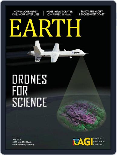 Earth (Digital) June 21st, 2013 Issue Cover