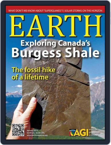 Earth (Digital) December 21st, 2012 Issue Cover