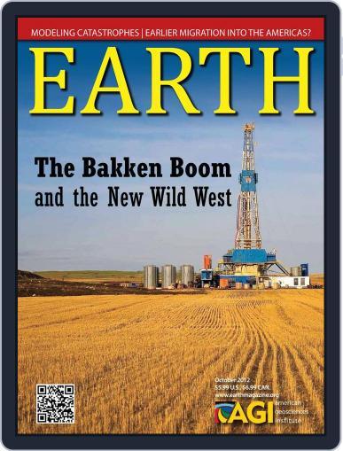 Earth (Digital) September 21st, 2012 Issue Cover