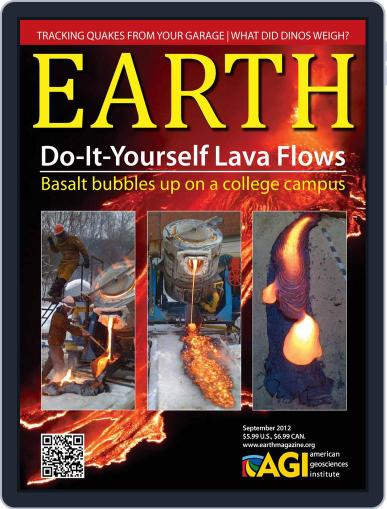 Earth (Digital) August 20th, 2012 Issue Cover