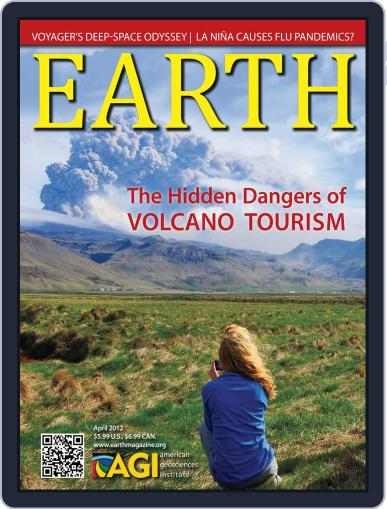 Earth (Digital) March 19th, 2012 Issue Cover
