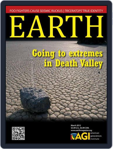 Earth (Digital) February 17th, 2012 Issue Cover