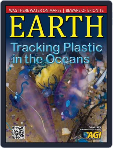 Earth (Digital) January 20th, 2012 Issue Cover