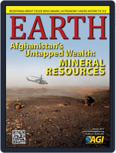 Earth (Digital) December 21st, 2011 Issue Cover