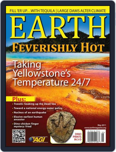 Earth (Digital) April 4th, 2011 Issue Cover