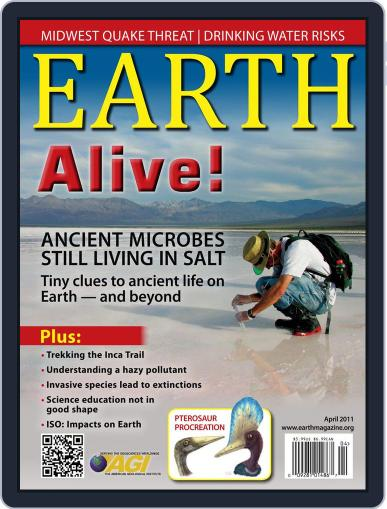 Earth (Digital) March 11th, 2011 Issue Cover