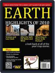 Earth (Digital) Subscription November 5th, 2010 Issue
