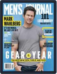 Men's Journal (Digital) Subscription December 1st, 2019 Issue