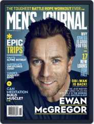 Men's Journal (Digital) Subscription November 1st, 2019 Issue