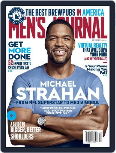 Men's Journal (Digital) October 1st, 2019 Issue Cover