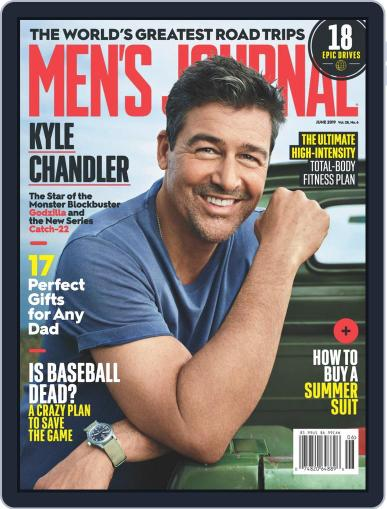 Men's Journal (Digital) June 1st, 2019 Issue Cover