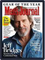 Men's Journal (Digital) Subscription December 3rd, 2010 Issue
