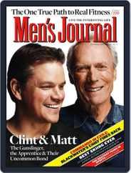 Men's Journal (Digital) Subscription October 22nd, 2010 Issue