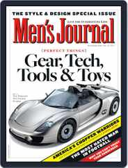 Men's Journal (Digital) Subscription August 13th, 2010 Issue