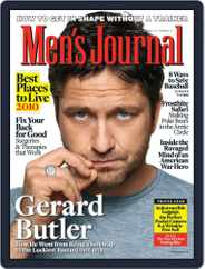 Men's Journal (Digital) Subscription March 12th, 2010 Issue