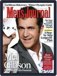 Men's Journal (Digital) Subscription January 15th, 2010 Issue