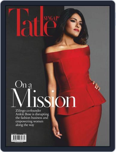 Tatler Singapore June 1st, 2020 Digital Back Issue Cover