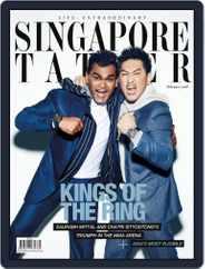 Tatler Singapore (Digital) Subscription February 1st, 2018 Issue
