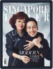 Tatler Singapore (Digital) Subscription December 1st, 2017 Issue