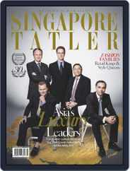 Tatler Singapore (Digital) Subscription October 2nd, 2012 Issue