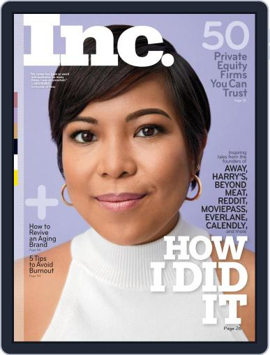 Inc. (Digital) July 1st, 2019 Issue Cover