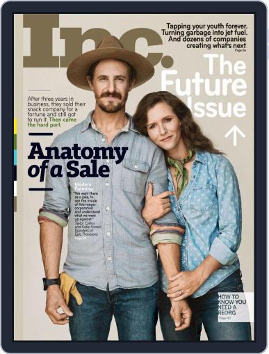 Inc. (Digital) November 1st, 2018 Issue Cover
