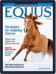 Equus (Digital) Subscription October 29th, 2019 Issue