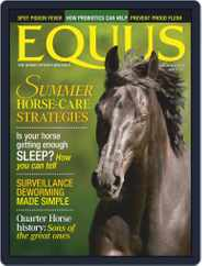 Equus (Digital) Subscription May 21st, 2019 Issue