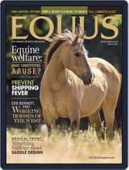 Equus (Digital) Subscription September 1st, 2018 Issue