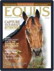 Equus (Digital) Subscription July 1st, 2018 Issue