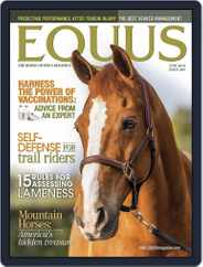 Equus (Digital) Subscription June 1st, 2018 Issue