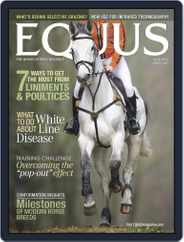 Equus (Digital) Subscription May 1st, 2018 Issue
