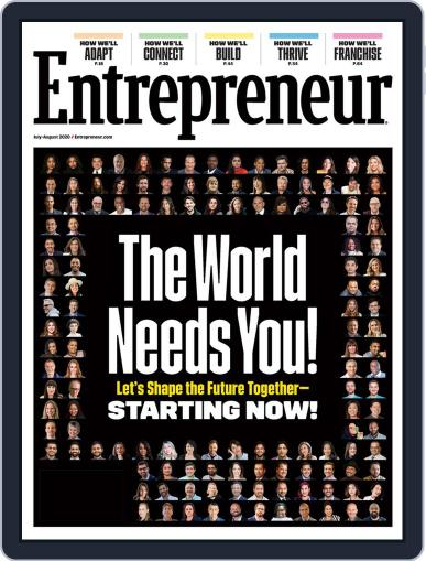 Entrepreneur (Digital) June 1st, 2020 Issue Cover